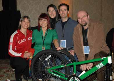Freewheel Build-a-Bike CSR Event