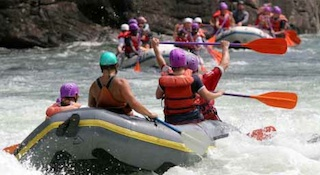 Whitewater Rafting Service